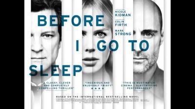 before i go to sleep 2014 - Αμνησία - Before I Go To Sleep - 2014