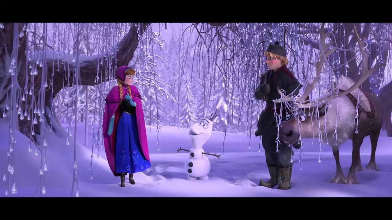 Ψυχρά κι Ανάποδα - Frozen - 2013