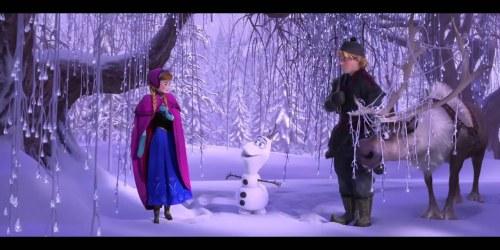 Ψυχρά κι Ανάποδα – Frozen – 2013