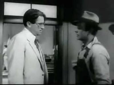to kill a mockingbird 1962 - Σκιές και σιωπή - To kill a mockingbird - 1962