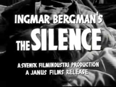 tystnaden the silence 1963 - Η σιωπή - Tystnaden - The Silence - 1963