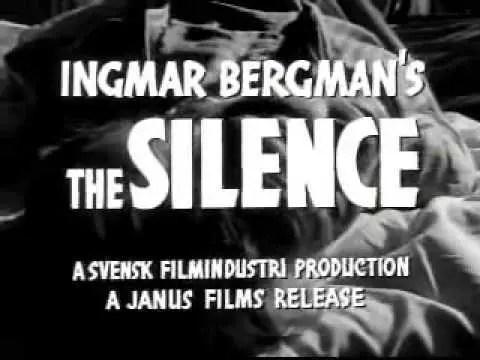 Η σιωπή - Tystnaden - The Silence - 1963