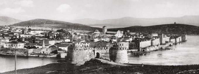 το κάστρο της Χαλκίδας