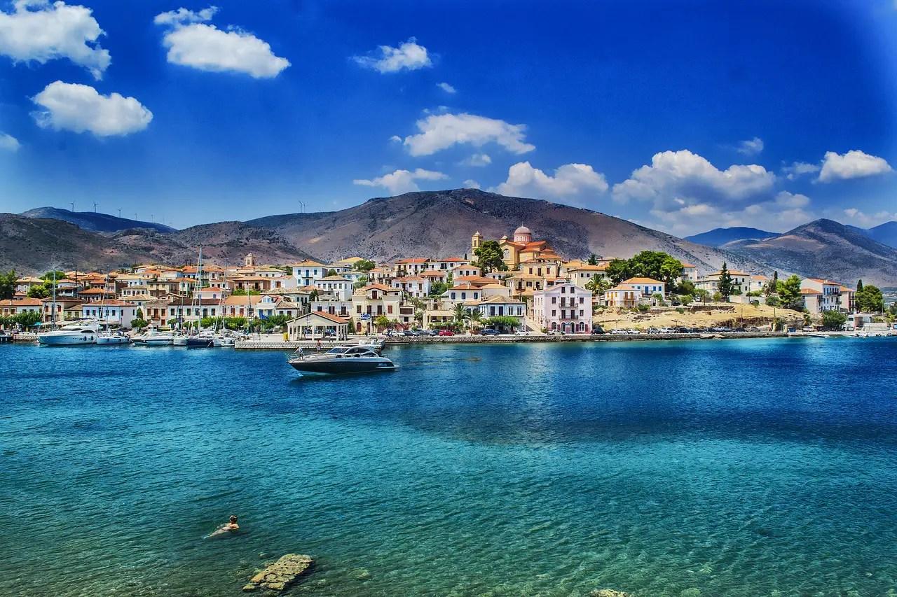 Τα νησιά της Ελλάδας, Λόρδος Βύρων