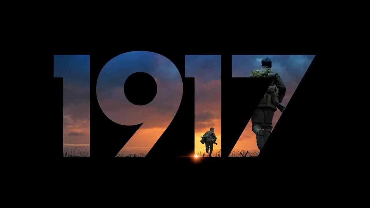 1917 - 2020 Trailer (greek subs)
