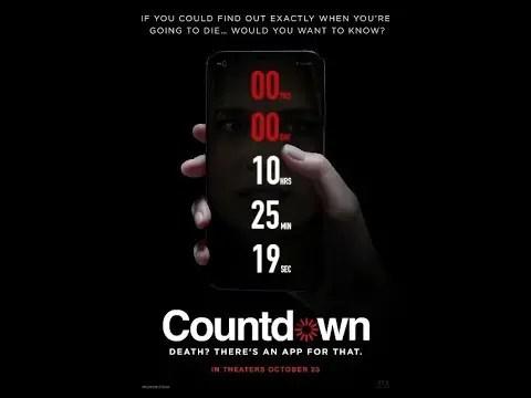 Countdown - 2019 Trailer (greek subs)