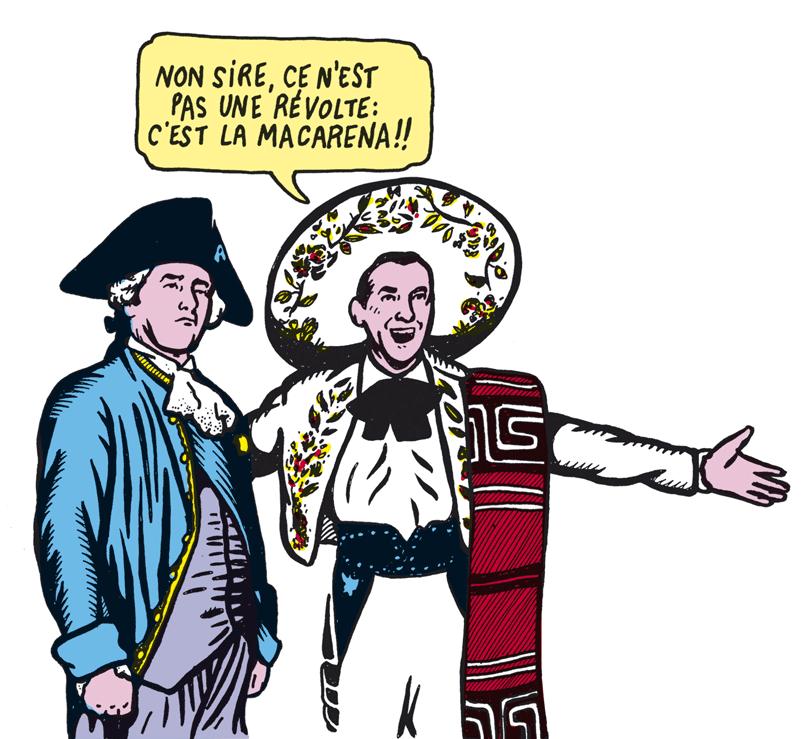 TRAPIER_Tarzan_contre_la_vie_chere__macarena