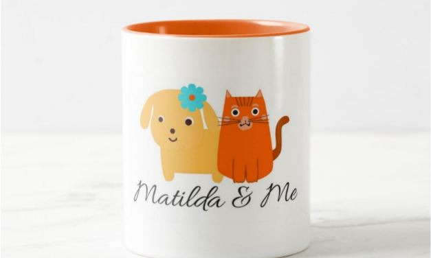Matilda And Me Mugs