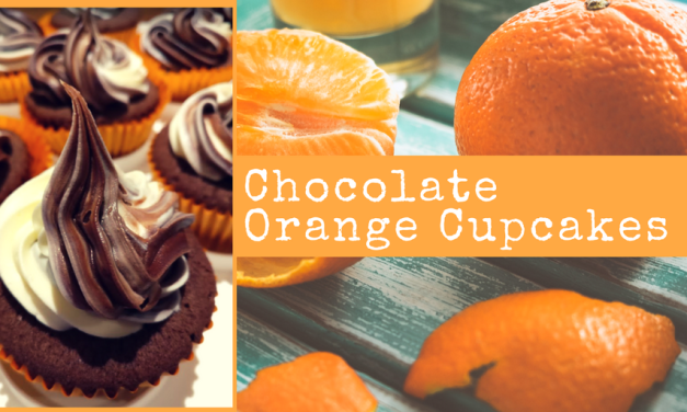 Chocolate Orange Cupcakes- These are the best cupcakes