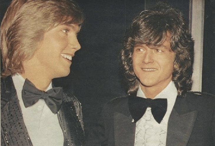 A Feast For The Eyes: Les McKeown And Shaun Cassidy