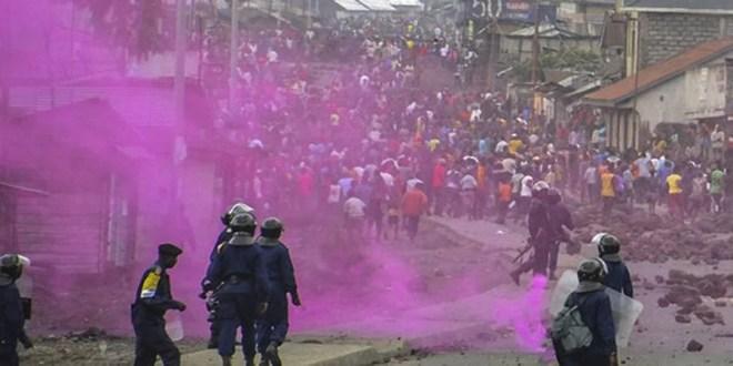 Manifestation du 15 novembre : Des coups de feu entendus à Goma