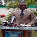 André Atundu MP
