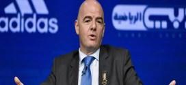 Président FIFA