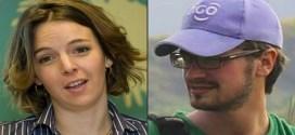Photo de deux experts de l'onu assassinés