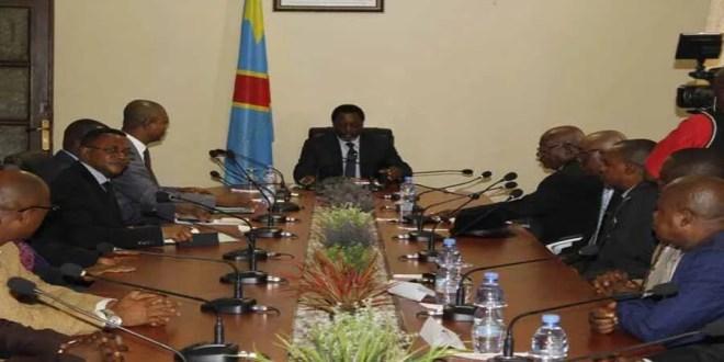 RDC : Joseph Kabila a présidé une réunion interinstitutionnelle pour « évaluer le processus électoral en RDC »