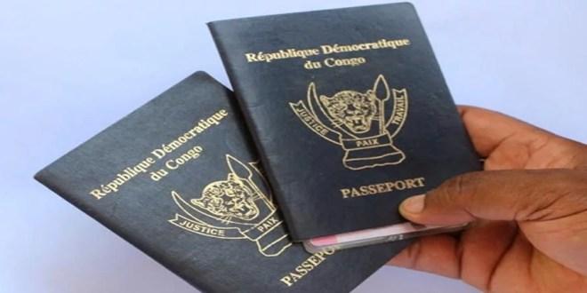 Affaires Etrangères Passeport ++