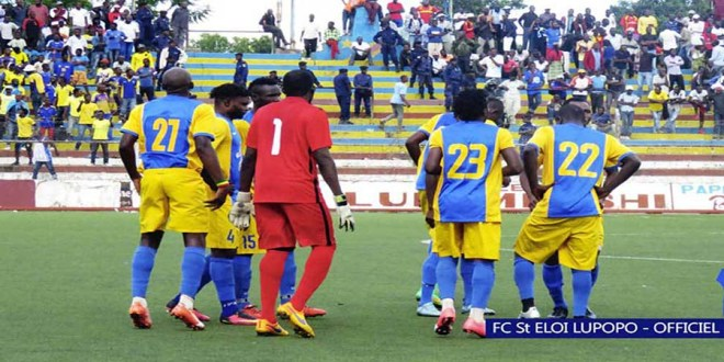 Equipe du FC-Lupopo - Stade-Kibasa-Maliba