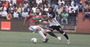 Mazembe Vs MC Alger -