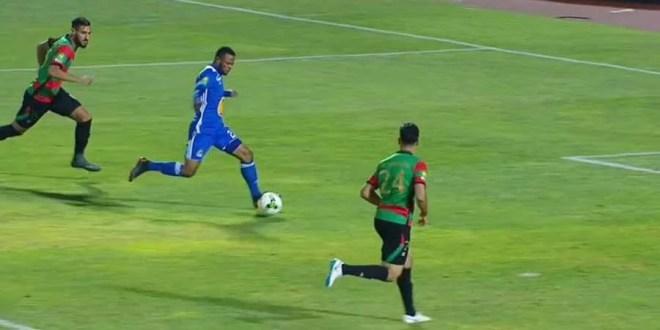 TP Mazembe Vs MC Alger