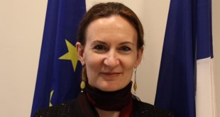 Anne Gueguen, Représentante permanente adjointe de la France à l'Onu (Ph. Tiers)