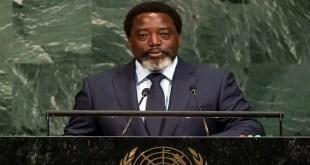 Joseph Kabila - Discours AG73