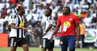 Football - 2017 CAF Confederations Cup - 1st Leg Final - TP Mazembe v Supersport United - TP Mazembe Stadium - Stade Kamalondo