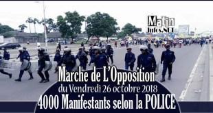 Marche de l'Opposition - PNC