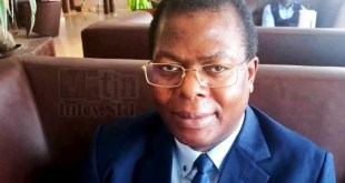 Stephen Bwansa- Prosec PPRD-CHINE