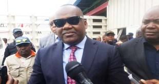 Corneille Nangaa - Le Président de la Ceni à Goma