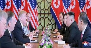 Kim Jong Un et Trump