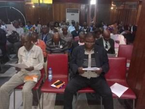 Sous le parrainage du Coref, 477 parkings recensés à Kinshasa