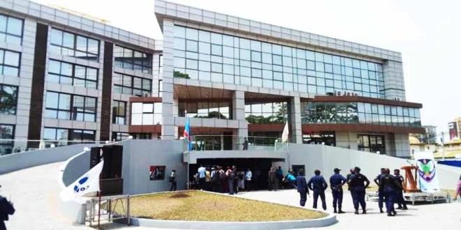 Hôtel de Ville de Kinshasa - HVK