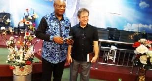 SÉMINAIRE ÉVANGÉLIQUE/ÉGLISE PIERRE ANGULAIRE DE MOULAERT :Le pasteur Michel Marvane invite les chrétiens à s'aligner sur la vision de Dieu