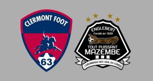 Mazembe et clermont foot
