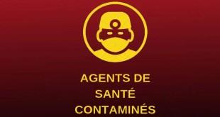 Min Santé RDC - Agents Contaminés
