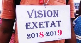 Exetat 2019 : Fini la psychose de 18 jours, les résultats rendus publics, 72% de réussite