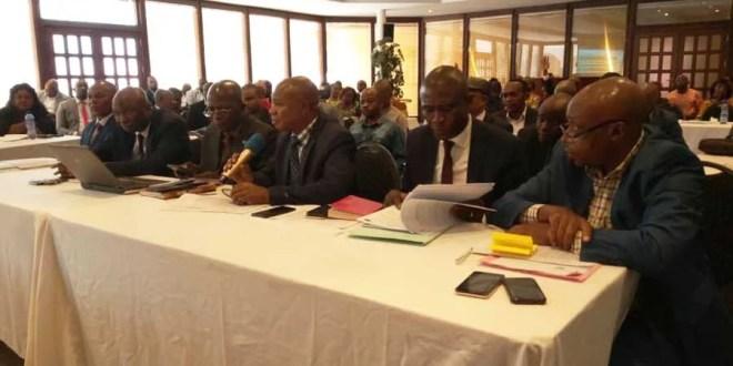 La société civile réclame à l'EPSP le respect de la circulaire du Ministère du budget1