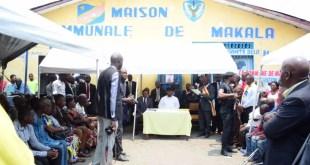 Gentiny Ngobila prêche «Kinshasa Bopeto» à Makala et Ngiri Ngiri