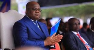 RDC - Le président Felix Tshisekedi lance la rentrée des classes à l'institut Mokengeli de Lemba