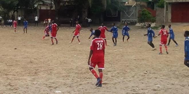 EUFKIN-LUKUNGA DIVISION II : Le Roi s'impose 2-1 devant Fondation Lukaku en match remis
