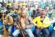 Tanganyika : Reddition d'une milice Ntwa à Lambo Katenga, un village près de Kalemie