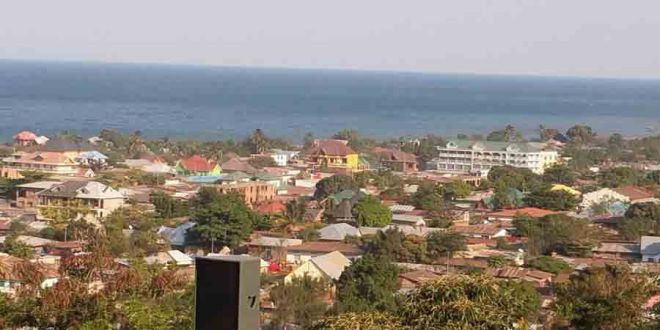 Territoire et ville d'Uvira - Province du Sud Kivu