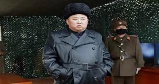 KIM JONG UN dirige l'exercice de tir des Unités d'artillerie à longue portée du Front