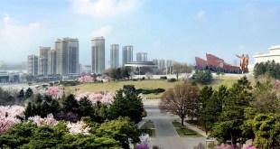 RPDC; La Capitale Pyongyang d'hier et d'aujourd'hui