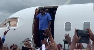 Kabila à Kolwezi