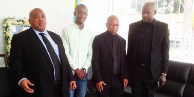 Ambassade Tanzanie en RDC