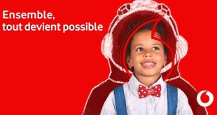 Vodacom Congo lance la campagne Ensemble tout devient possible