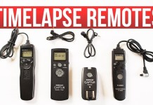 Cheap timelapse remote