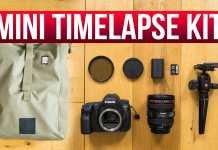 Mini timelapse kit