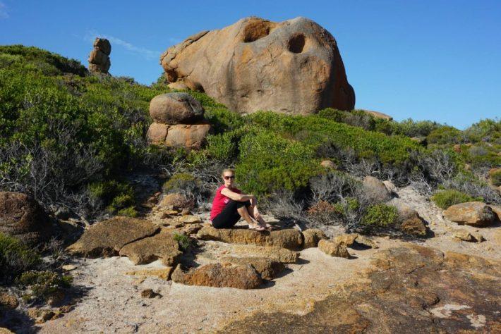 Thistle Coven kallioilla